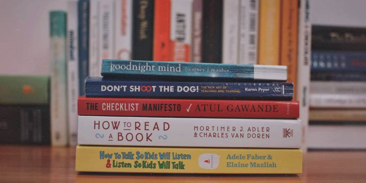 Top 5 Underrated Self Help Books Nick Wignall