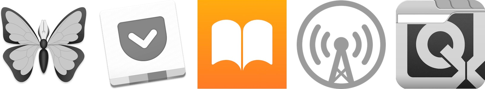 5 Productivity Apps iBooks