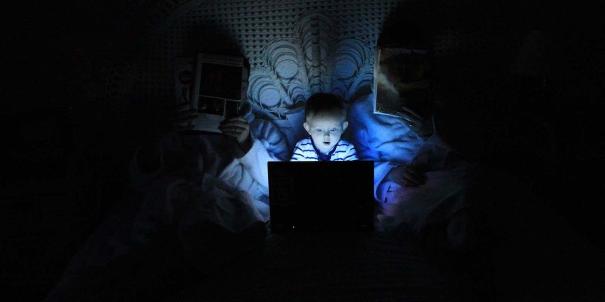 Blue Light Sleep