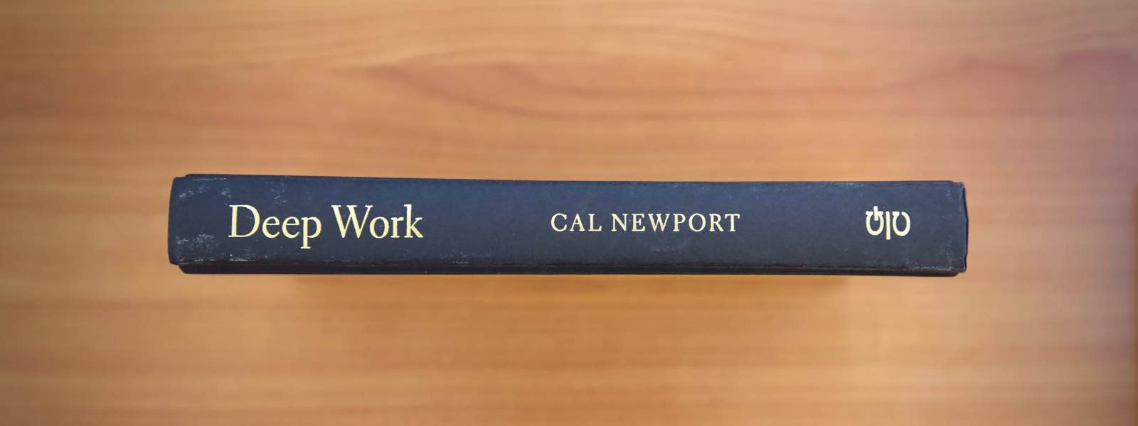 Deep Work Book Photo