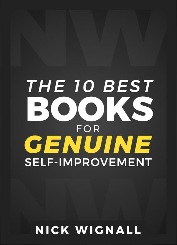The 10 Best Books for Genuine Self-Improvement Nick Wignall PDF Guide Free
