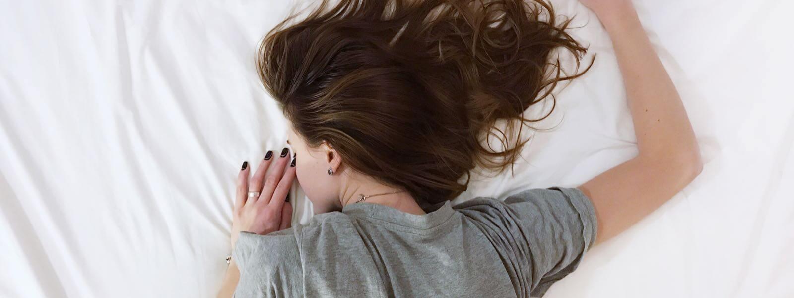 sleep habits sleeping in Wignall