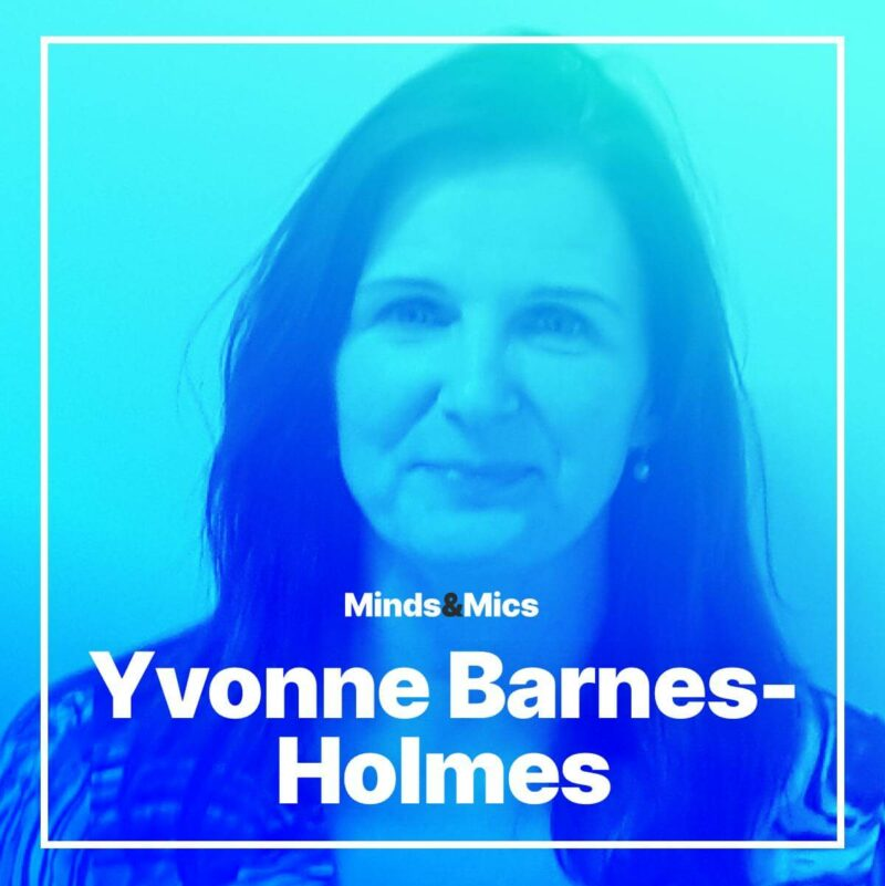 Yvonne Barnes-Homes Minds and Mics Wignall