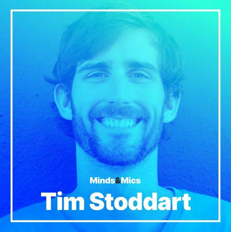 Tim Stoddart Minds and Mics Wignall