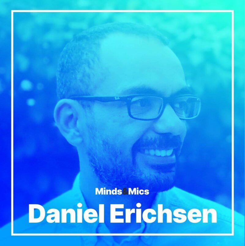 Daniel Erichsen Minds and Mics Insomnia Wignall