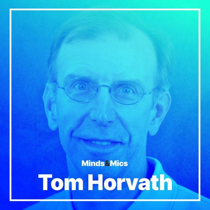Tom Horvath Wignall Minds and Mics addiction