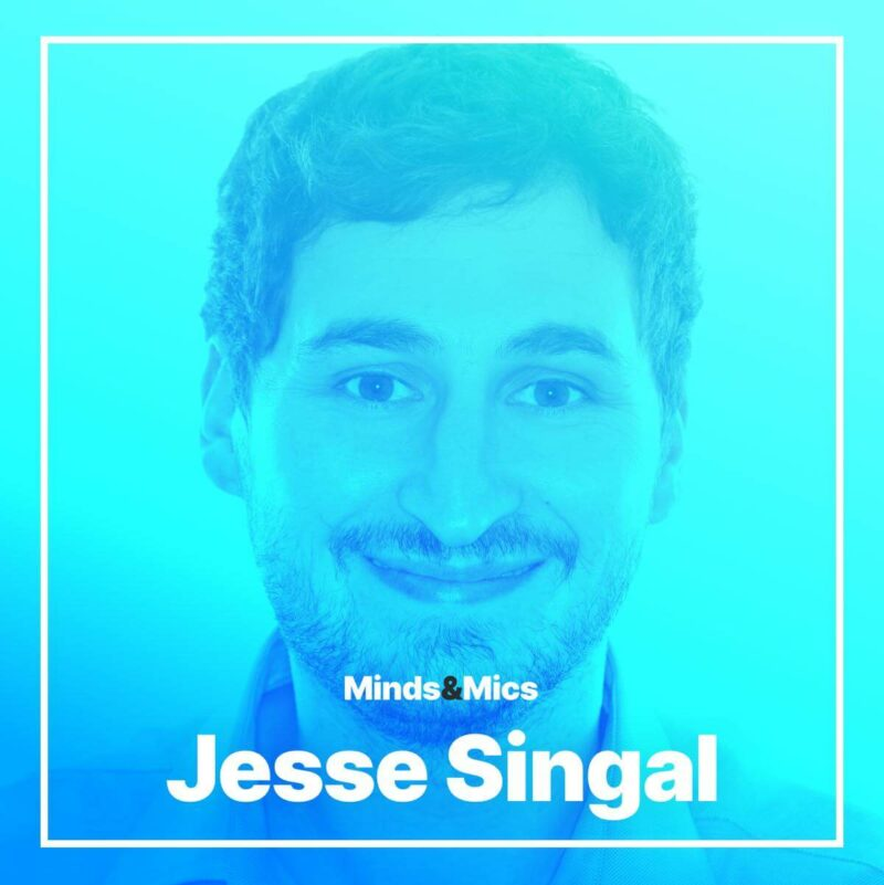 Jesse Singal Photo Minds and Mics Wignall