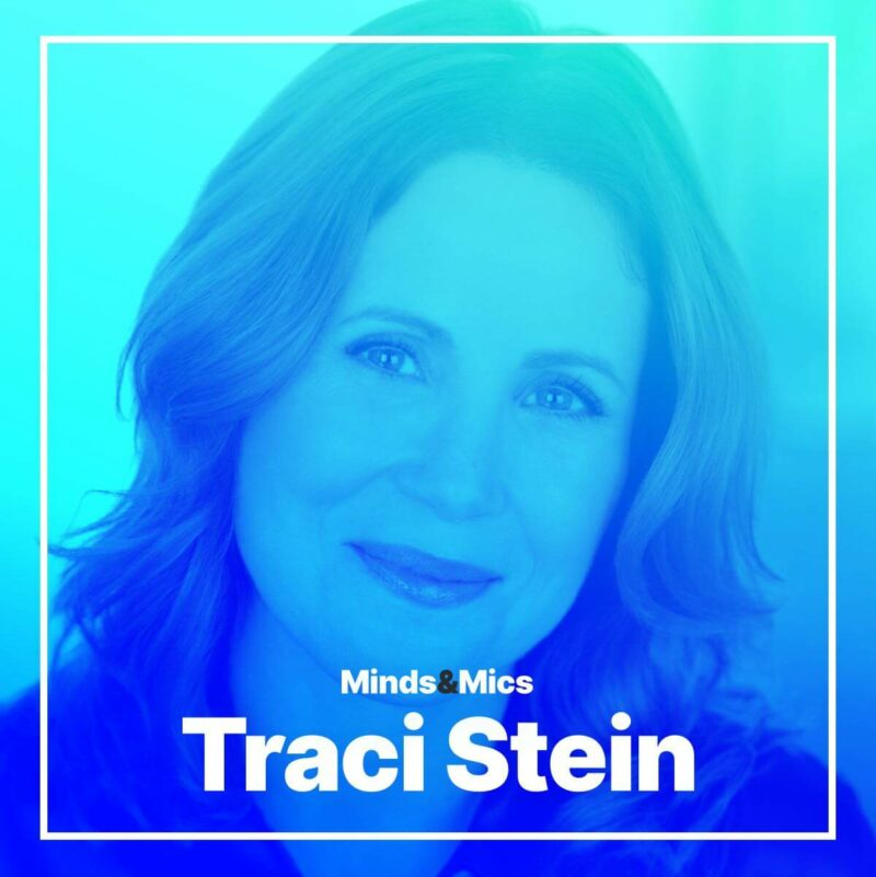 Traci Stein Photo Minds and Mics Wignall