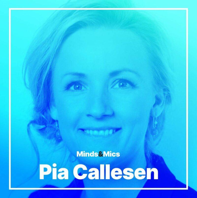 Pia Callesen Minds and Mics Wignall