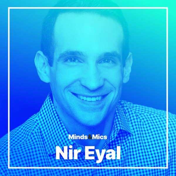 Nir Eyal Headshot Wignall Minds and Mics